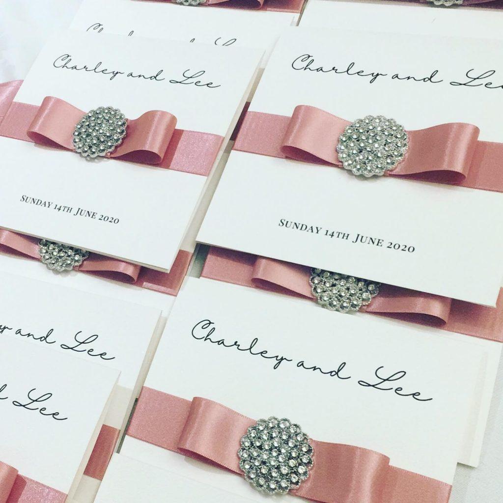 Elegant Stationery Wedding invites