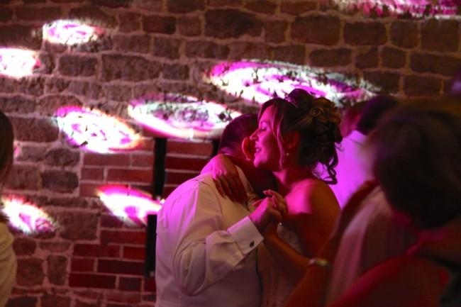 wedding at Bartholomew Barn