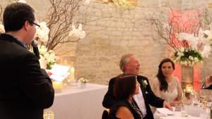 Brian Mole - Master of Ceremonies