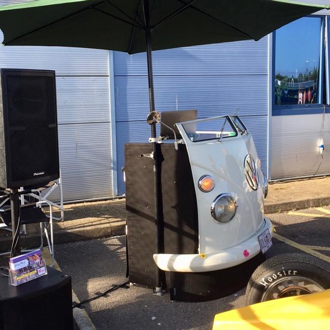 VW DJ Box