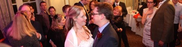 Zoe and Russ – 1st February 2014, The Bush Hotel Farnham