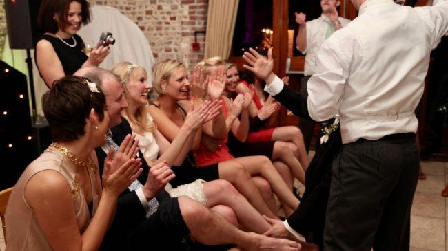 Czech wedding games