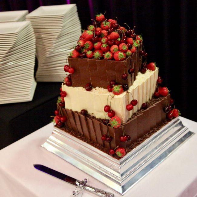 WHOA - what a cake!