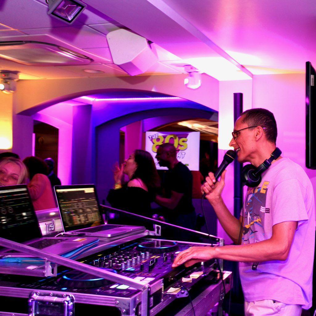 Tony Winyard DJ