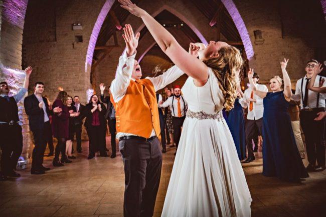 (c) Rob Burress, Shootinghip, 2018. bride and groom