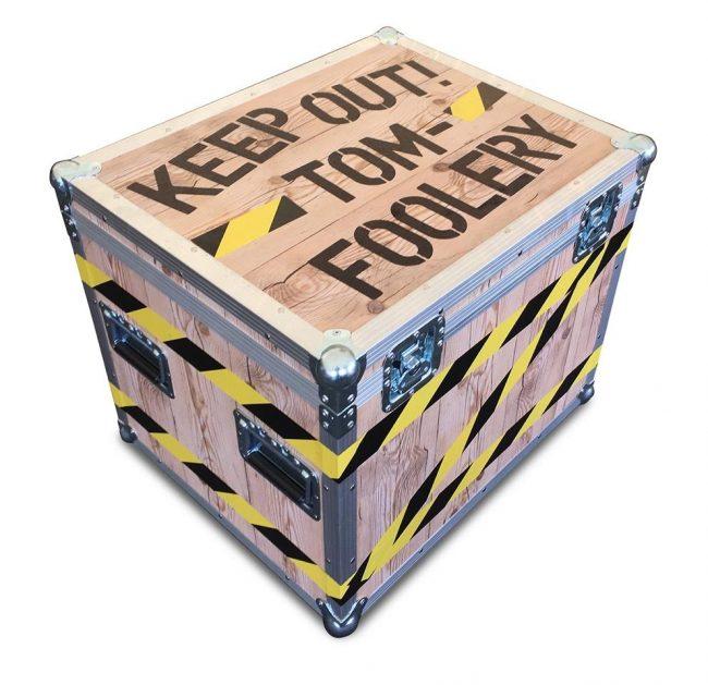 Tomfoolery box